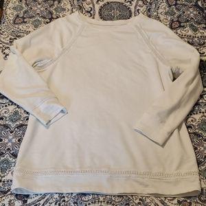 NWOT Lou and Grey Sweatshirt